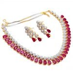 Gold and Ruby Necklace4