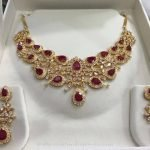 Gold and Ruby Necklace5