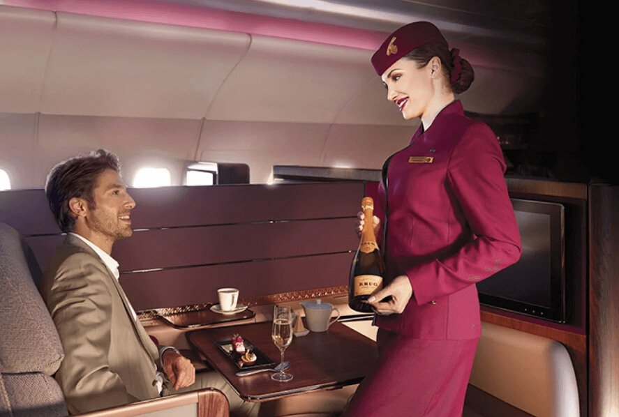 Luxurious Airlines In The World