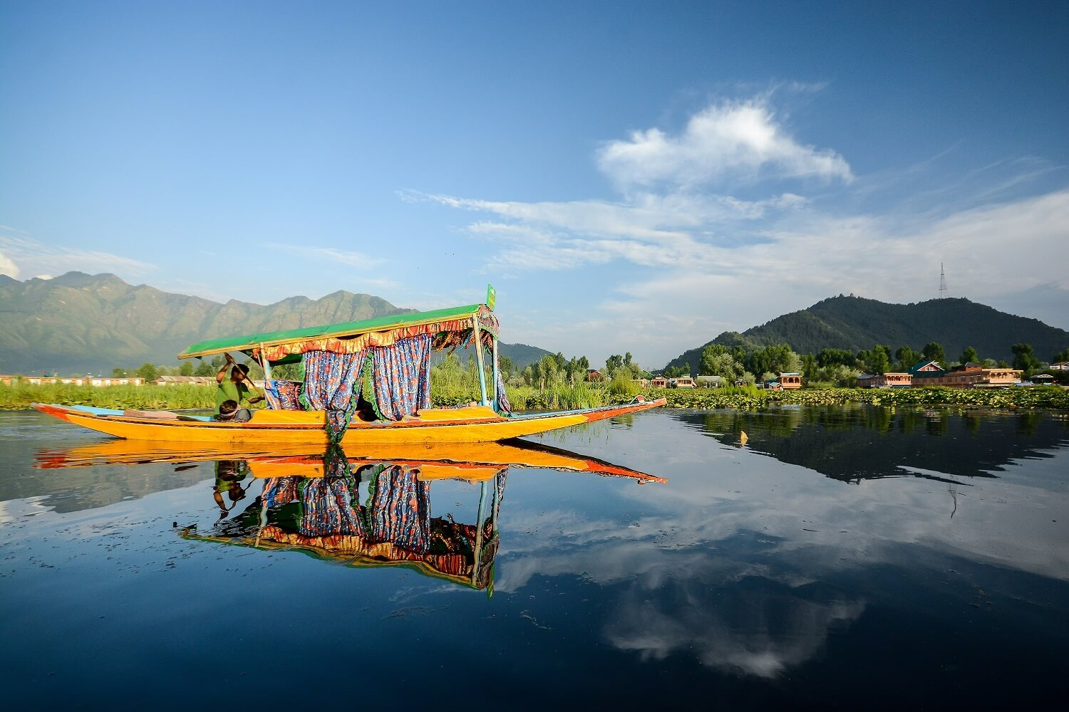 Top 25 Largest Lake in India will Definitely Attract your Attention