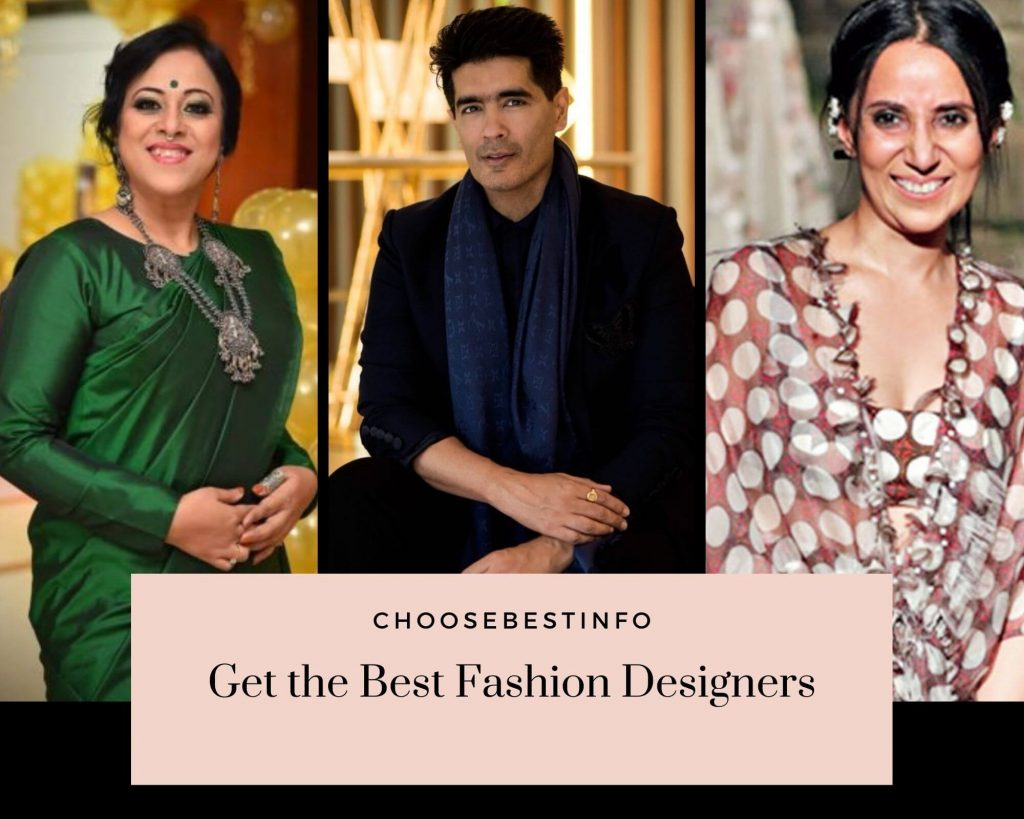 Get the Best Fashion Designers