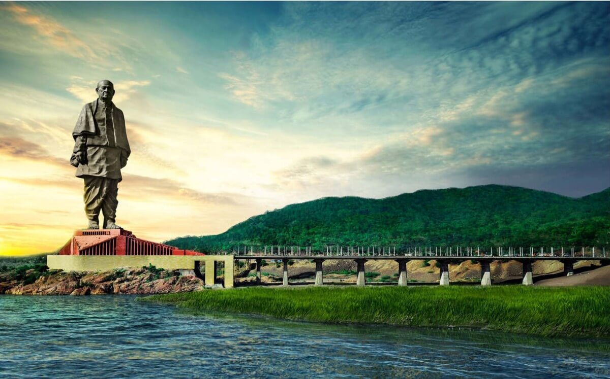 Statue of Unity With List of the Other Tallest Statues in India