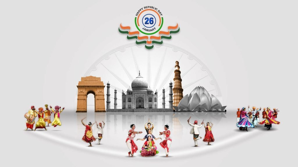 72nd Republic Day 2021 : Quotes, WhatsApp Status, Wishes, Facebook Posts, Messages, Images
